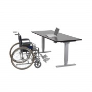 Height Adjustable Wheelchair Access